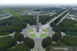 Environmental study of new capital by November