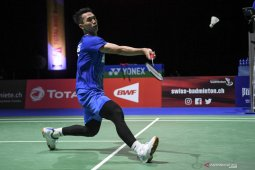 Jonatan Christie ke perempat final Hong Kong Open