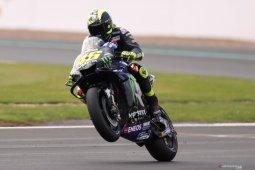Valentino Rossi di baris terdepan, Yamaha obati kerinduan The Doctor