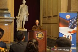 Mahendra Siregar installed as deputy foreign minister