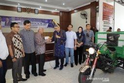 Pemkab Asahan terima 6 unit betor sampah dari Kementerian Lingkungan Hidup RI