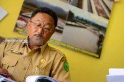 Berubah jadi perumahan, lahan pertanian di Kota Padangsidimpuan terus berkurang