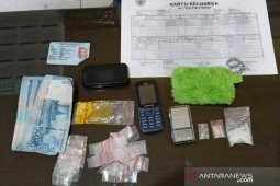 Polres Bangka Selatan tangkap dua pelaku penyalahgunaan narkoba
