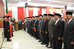 Sebanyak 30 anggota DPRK Aceh Tengah dilantik