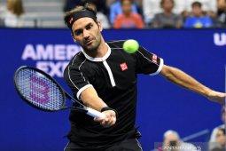 Federer kalahkan Evans menuju babak keempat US Open