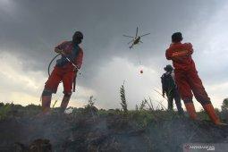 BPBD Provinsi Gorontalo ikuti latihan bersama penanggulangan bencana alam