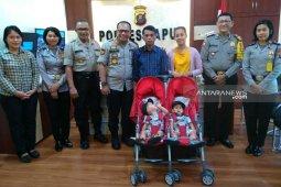 Apresiasi dukungan Polri, Orangtua Adam Malik berharap anaknya kelak jadi polisi