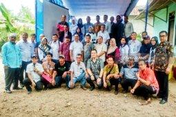 Dinas Pertanian Madina kunjungi perkebunan Pisang Mas Tanggamus