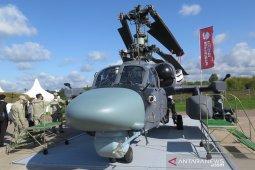 Ini dia tiga helikopter sipil Russian Helicopter di MAKS 2019
