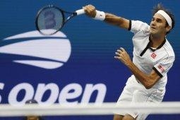 Federer kalahkan Goffin untuk capai perempat final  US Open
