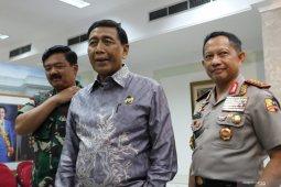 Wiranto: masih ada ajakan provokasi anarkis di Papua