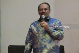 Mantan Wakil Bupati Aceh Tenggara ajak mahasiswa optimis jadi  guru