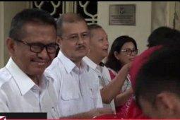 Peserta SMN Sulteng kunjungi kantor PTPN IV sebelum pulang ke Palu