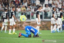 Gol bunuh diri pastikan Juventus kalahkan Napoli 4-3