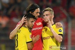 Tim promosi Union Berlin  paksa Dortmund telan kekalahan pertama