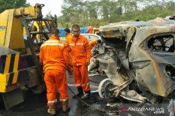 KNKT investigasi kecelakaan maut di Tol Cipularang