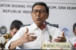 Wiranto : Pemerintah sudah tindak tegas pelaku rasisme terhadap mahasiswa Papua