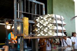 53,51 persen timah Babel diekspor ke Singapura