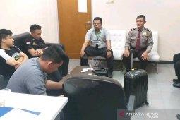 Anggota DPRD Padangsidimpuan diamankan karena bawa alat hisap sabu