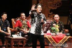 Bupati Badung ajak milenial Hindu pertahankan budaya asli Bali