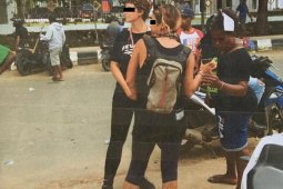 Warga Australia terkait unjuk rasa Papua dipulangkan