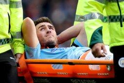 Bek Manchester City Laporte jalani  operasi  lutut