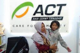 ACT imbau dermawan bantu  anak bocor jantung di Aceh
