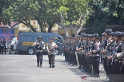 Polda Jambi kembali kirim personil Brimob ke Papua