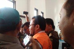 Mantan Wali Kota Sabang  Zulkifli H Adam ditahan di Rutan Kahju