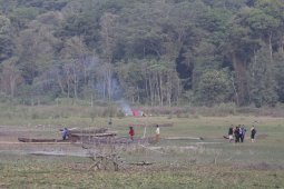 Wisata perahu di Danau Tamblingan mampu gaet turis asing