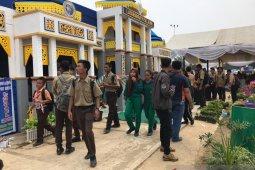 Pelajar dominasi pengunjung  Jambore TTG XIX Labuhanbatu Selatan