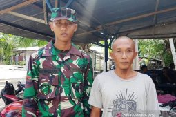 Anak penjual cendol ini akhirnya lulus TNI