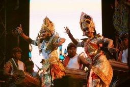 """Suguhan kesenian khas Bali ramaikan """"Soundrenaline 2019"""""""