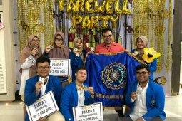 UMSU juara dua Olimpiade Fakultas Kedokteran Wilayah Sumatera