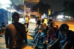 Polisi Medan tangkap 18 remaja anggota geng motor 'Simple Life'
