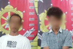Dua pengedar ganja ditangkap di Tanah Jawa Simalungun