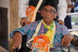 Dirawat di RS King Faisal, jamaah haji tertua tunda ke Aceh