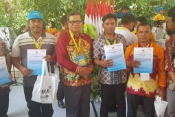 Presiden serahkan SK redistribusi TORA dan Hutan Adat Kalimantan