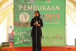 Festival Seni Multatuli 2019 di Lebak resmi dibuka