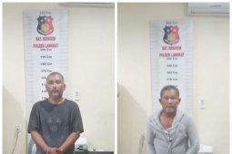 Polisi Langkat tangkap dua pelaku judi jackpot