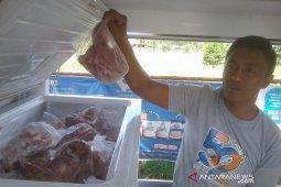 Bulog Rejang Lebong siapkan 15 ton daging beku