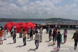 500 penari meriahkan puncak Sail Nias 2019