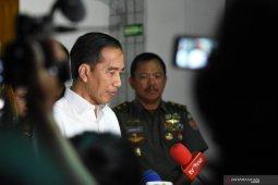 Jokowi sebut BJ. Habibie negarawan yang patut dicontoh