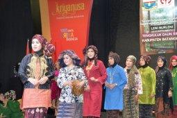 Jambi tampilkan Tekuluk di pameran kerajinan Nusantara