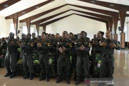 Puluhan mahasiswa di Papua Barat ikuti pelatihan Bela Negara