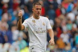 Eden Hazard: Fans Real Madrid lebih fanatik daripada Chelsea