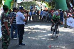 Bupati Acep Purnama berharap Tour de Linggarjati jadi ajang berkelas dunia