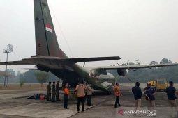 Rainfall improves Riau's air quality