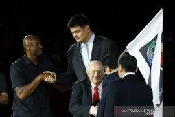 Indonesia, Filipina dan Jepang terima bendera tuan rumah Piala Dunia Basket
