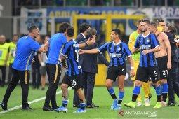Inter duduki puncak klasemen, Juventus tergusur